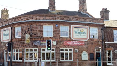 The Woolpack pub in King's Lynn, which could be turned into homes Picture: Matthew Usher.