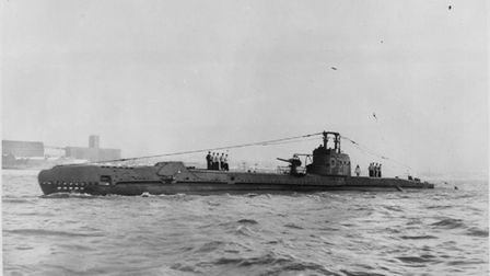 HMS Safari was a third batch S-class submarine built for the Royal Navy during the Second World War.