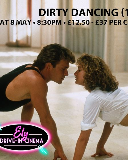 Ely Drive-In Cinema returns on May 8 with Dirty Dancing