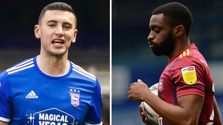 James Wilson is out of Town's trip to Wigan, with Paul Cook having a big decision to make regarding Kane Vincent-Young