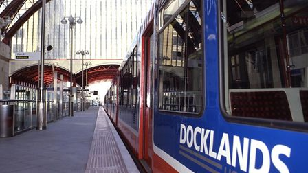 New high-tech sensors being installed to keep DLR stations like Canary Wharf functioning better