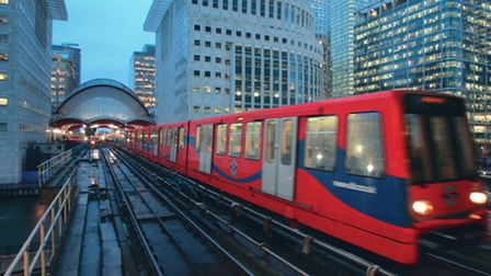 Four-year deal for high-tech monitoringequipment to keep DLR on track
