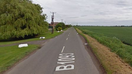 Arsonists set fire to a van in Benwick Road, Whittlesey on Tuesday (March 23).