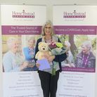 Julie Stafford is celebrating 10 years of caring with Home Instead Norwich
