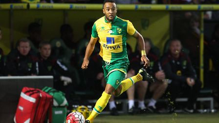 Nathan Redmond came off the bench to great effect for Norwich City on Saturday. Picture: PAUL CHESTE