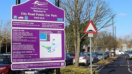 Fenland Council promises to keep free car parks