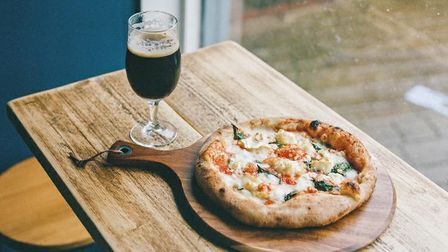 On The Hill is a new pizza and craft beer restaurant in Diss.
