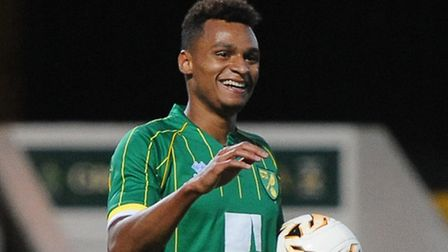 Norwich City youngster Jacob Murphy has joined Coventry City on a season-long loan. Picture by Danie