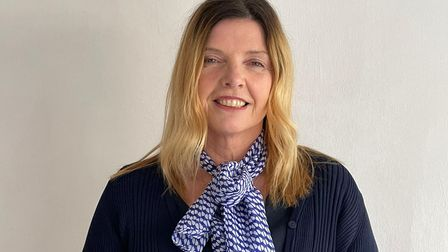 Stacey Hammond, branch manager at Fred. Olsen Travel in Beccles.