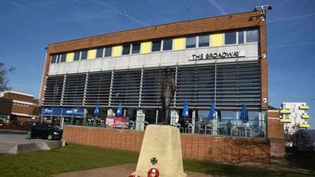 The Broadway Theatre, Barking, saw its 10,000th injection recently