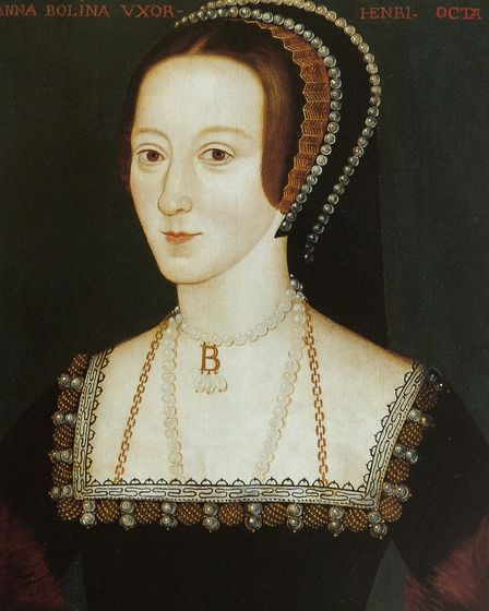Anne Boleyn (1533-36) Oil on CanvasNational Portrait Gallery (NPG 668)Picture: National Port