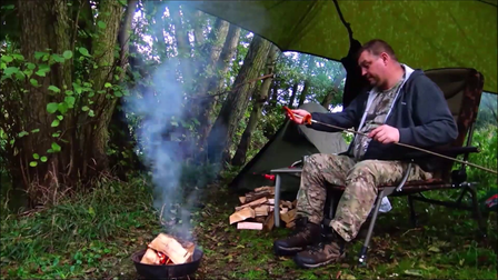 Sylvester has been practising bushcraft since he was a young boy in Poland