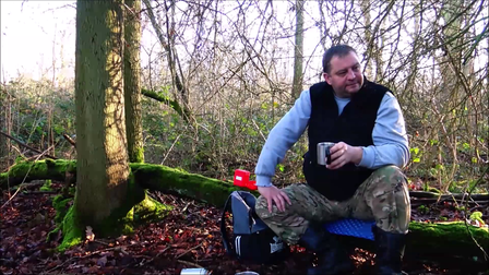 Sylvester runs two YouTube channels on bushcraft, one in Polish and one in English
