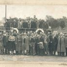 The Cutter Social Club outing 1952