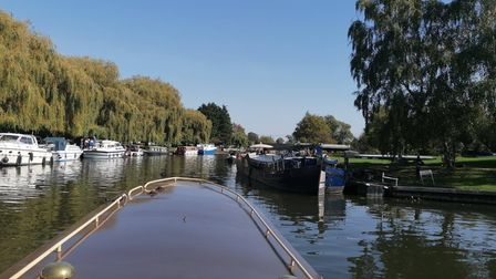 Liberty Belle Cruises reopen in Ely March 29 2021