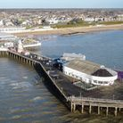 """The boss of Clacton Pier said he is expecting a """"bumper summer"""" as he prepares to reopen the outdoor attractions on April 12."""