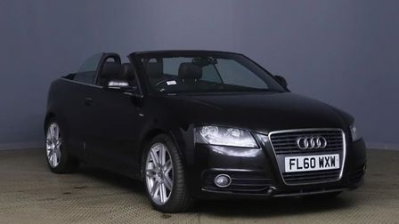 This Audi A3 is available atHankins Car Sales at Ramsey.