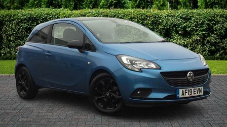 This Vauxhall Corsa is available fromThurlow Nunn in Wisbech.
