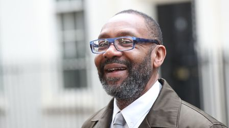 EMBARGOED TO 0001 FRIDAY OCTOBER 18 File photo dated 06/11/18 of Sir Lenny Henry, who will be exa