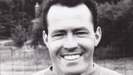 Norwich City Hall of Famer Sandy Kennon has passed away. Picture: Archant