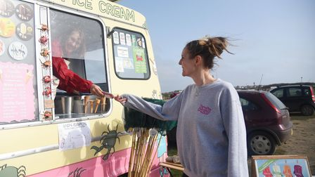 Lickety Ice will be trialling the plastic-free initiative across a number of sites this summer