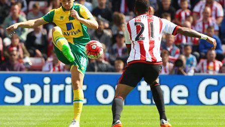 Central midfielder Graham Dorrans is proving his top-flight quality after completing his move from W