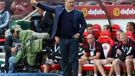 Sunderland manager Dick Advocaat was left searching for answers on the sidelines as his team were ov