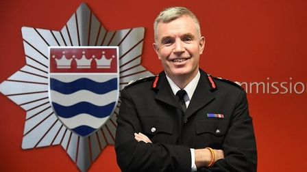 London Fire Commissioner Andy Roe.