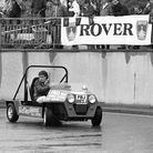 The Mini Moke taking on one of the many corners Picture: ARCHANT