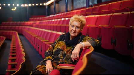 Sarah Holmes, chief executive of the New Wolsey Theatre, who has severe reservations about vaccine passports for theatres