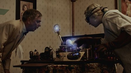 The Contraption, strange things happen in The Haunted Hotel
