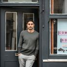Efe Develi has moved from London and is opening a new coffee shop, Midgar, in Bury St Edmunds. Pict