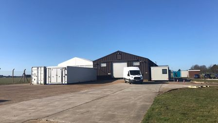 The new LA Brewery site in Rendlesham