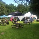 The Kings Head in Letheringsett is one of the greatpub gardens to visit in Norfolk.