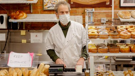 Small businesses like this Whitechapel bakery struggling during Lockdown
