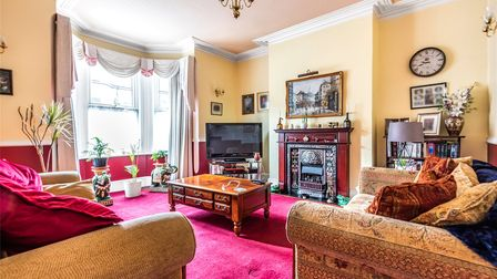 Town centre house in Victoria Road for sale in Exmouth