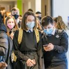 The Education secretary has urged schools to forbid the use of mobile phones and maintainquiet corridors.
