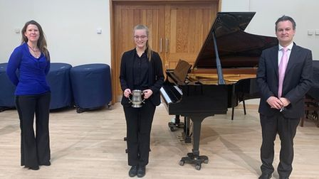 King's Ely star wins another music award