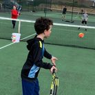 Chatteris Tennis Club Easter camp
