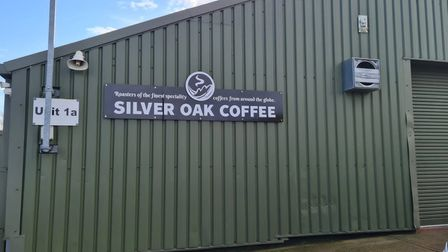 Silver Oak Coffee's roastery is now located at Unit 1a Saxon Business Park, Littleport.