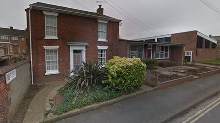 12 Kimberley Street in Norwich, which has been spared demolition