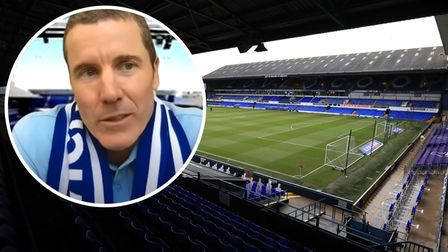 Brett Johnson says the new owners of Ipswich Town plan to invest both on and off the pitch
