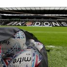 General view ahead of the Sky Bet League One match at Stadium MK, Milton Keynes.