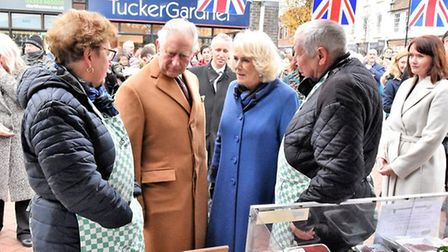 In November 2018,Ely Marketswas visited by HRH The Prince of Wales and HRH The Duchess of Cornwall.
