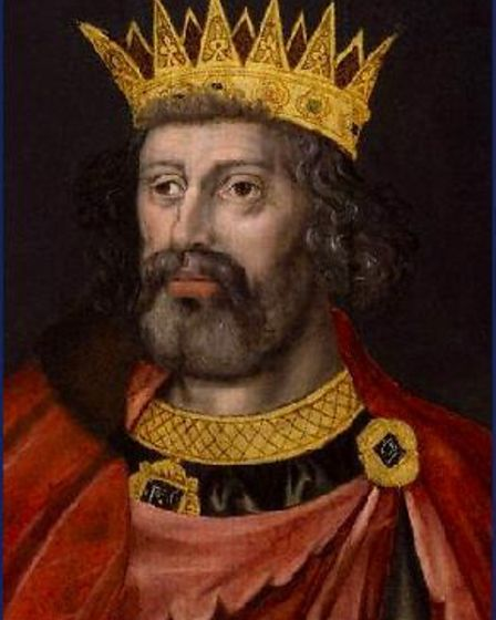 In 1252,King Henry III visited Ely with his son Prince Edward for the dedication of the church, now Ely Cathedral