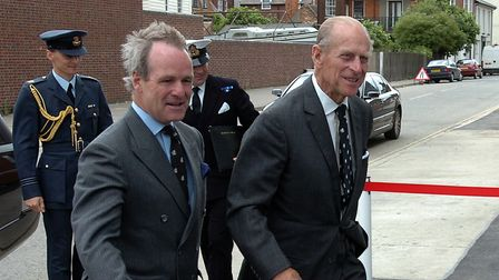 EssexEADT NewsThe Duke of Edinburgh Prince Philip, officially opens Trinity House in Harwich