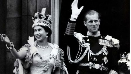 archive photos of the royals