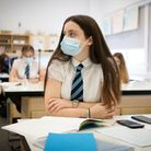 Students in secondary schools and colleges will still have to wear face coverings after the Easter break.