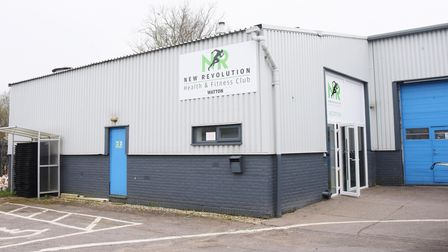 Nathan Gostling's latest New Revolution (NR) gym, which is at Watton. Picture: DENISE BRADLEY