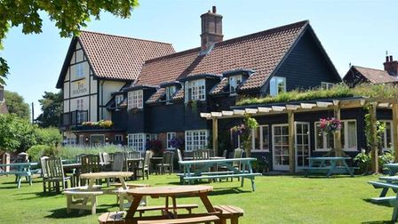 The Dolphin in Thorpeness